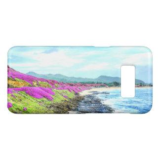 Het tropische Hawaiiaanse Paradijs van de Oever Case-Mate Samsung Galaxy S8 Hoesje