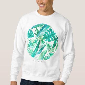 Het tropische Overhemd van het Blad door Ontwerp Trui