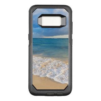 Het Tropische Schilderachtig Strand van de zomer OtterBox Commuter Samsung Galaxy S8 Hoesje