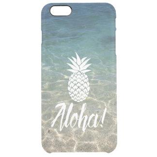 Het Tropische Strand van de Ananas van Aloha