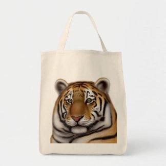 Het trotse Canvas tas van de Tijger van Bengalen