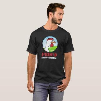 Het trotse Grappige Overhemd van de Eigenaar van T Shirt