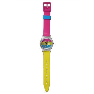 Het trotse Kroezige PanHorloge van het Collectie Horloge