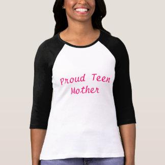 Het trotse Mamma van de Tiener Shirts