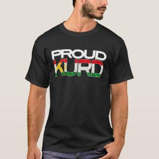 Het trotse overhemd van Koerd T Shirt