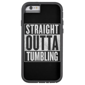 Het tuimelen gymnastiek tough xtreme iPhone 6 hoesje