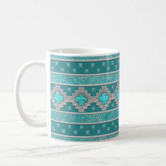 Het Turkoois van het zuidwesten Koffiemok