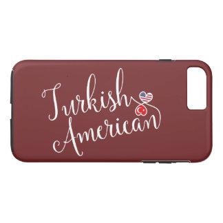Het Turkse Amerikaanse Ineengestrengelde Hoesje