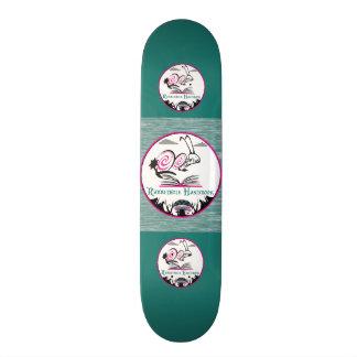 """Het Type van Dek van het schaats: 7 ¾"""" RABBITHOLE 19,7 Cm Skateboard Deck"""