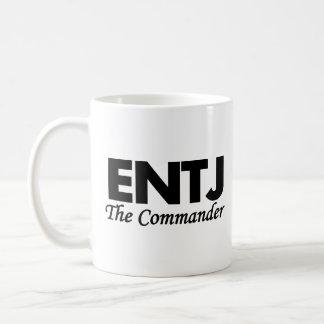 Het Type van persoonlijkheid ENTJ | de Bevelhebber Koffiemok