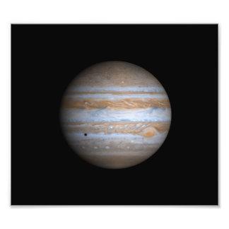 Het Uitzicht van Cassini van NASA van Jupiter Foto Prints