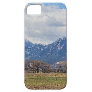 Het Uitzicht van de Prairiehond van Colorado van Barely There iPhone 5 Hoesje