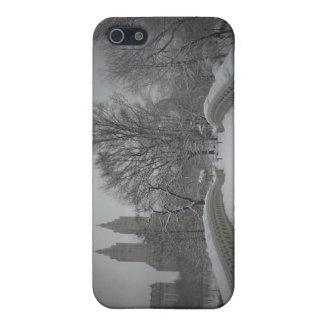 Het Uitzicht van de winter op de Brug van de Boog, iPhone 5 Case