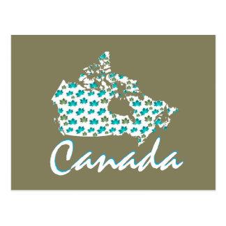 Het unieke briefkaart van Canada van de pret