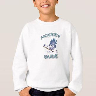 Het unieke Sweatshirt van de Kerel van het Hockey