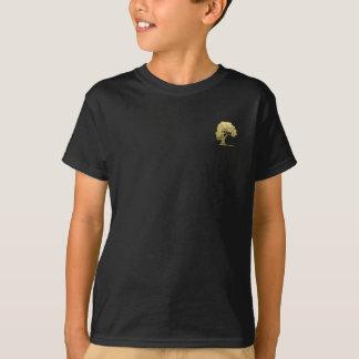 Het Unieke Symbool MilieuPhilos van de Boom van de T Shirt