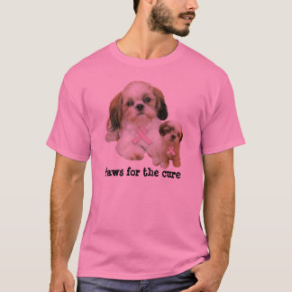 Het Unisex-Overhemd van Kanker van de Borst van T Shirt