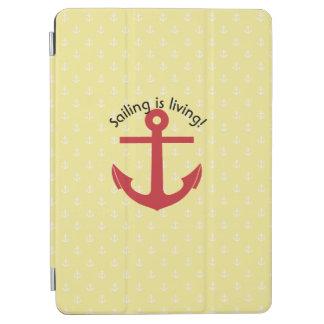Het varen leeft! iPad air cover