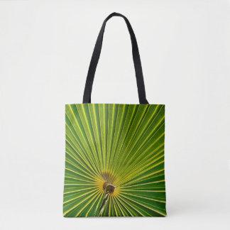 Het varenblad van de palm draagtas