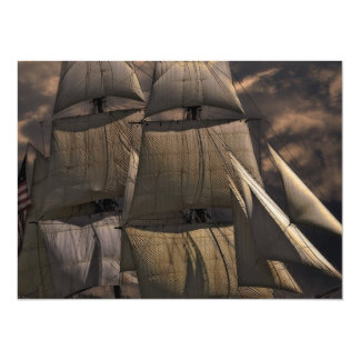 Het varende Schip van het Schip Kaart