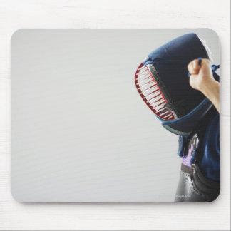 Het Vastmakende Masker van de Schermer van Kendo Muismatten