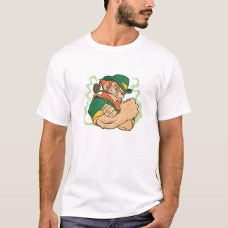 Het vechtende Iers T Shirt
