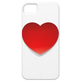 Het vector Symbool van het Hart iPhone 5 Covers