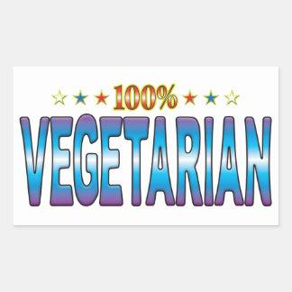 Het vegetarische Label van de Ster v2