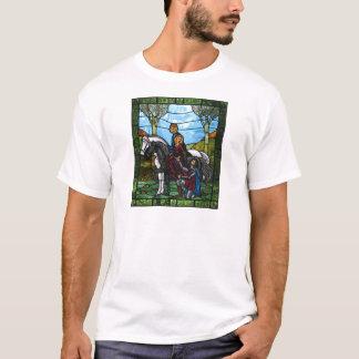 Het Venster van Arthurian T Shirt