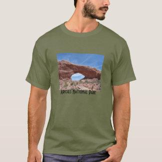 Het Venster van het noorden overspant Nationaal T Shirt