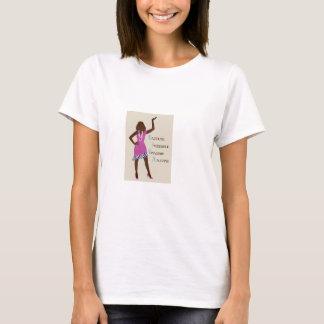 Het verblindende Ongelooflijke Levendige Verbazen T Shirt