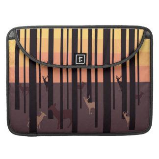 Het verborgen ProHoesje van MAC Deers MacBook Pro Sleeve