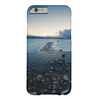 Het verdelen van het Zee van het Ijs Barely There iPhone 6 Hoesje