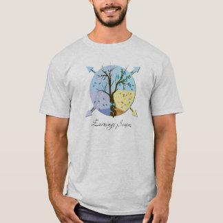 Het verdienende Overhemd van de Effectenbeurs van T Shirt