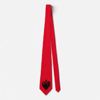 Het verdraaide stropdas van het Lot