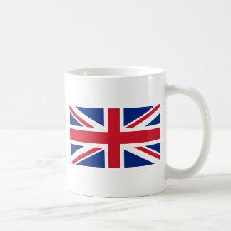 het Verenigd Koninkrijk Basic Witte Mok