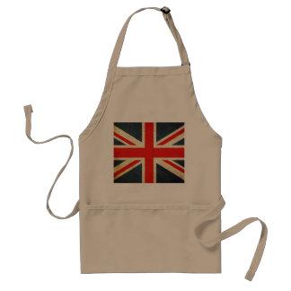 Het Verenigd Koninkrijk Standaard Schort