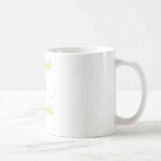 Het vergde 80 jaar om dit goed te kijken koffiemok