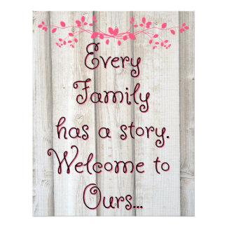 Het Verhaal van de familie Foto