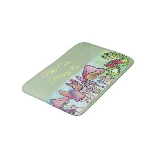 Het Verhalenboek van de Lezing van Froggy, houdt Badmat
