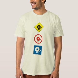 Het Verkeer van DJ T Shirt