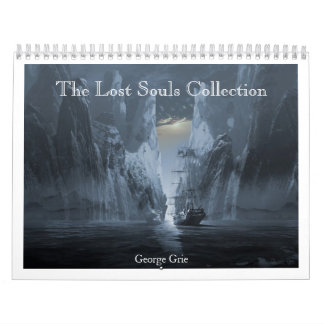 Het verloren Collectie 2013-14 van Zielen Kalender