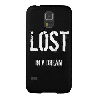 Het VERLOREN hoesje van Samsung - Galaxy S5 Hoesje