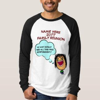Het Vermaak van de Bijeenkomst van de familie T Shirt