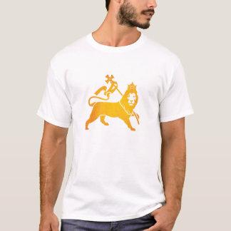 Het veroveren Leeuw van Judah T Shirt