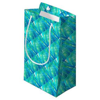 Het Verpakken van de Gift van het bamboe Reeks Klein Cadeauzakje