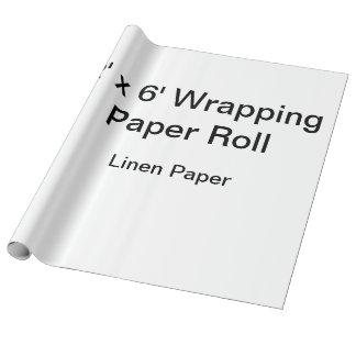 Het Verpakkende Document van de douane (2x6 Cadeaupapier