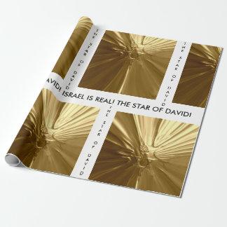 Het Verpakkende Document van de gift - de Inpakpapier