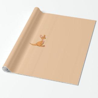 Het Verpakkende Document van de kangoeroe Inpakpapier