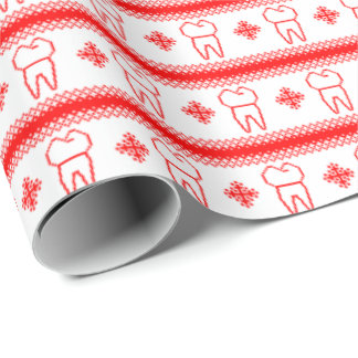 Het Verpakkende Document van de Sneeuw van de tand Inpakpapier